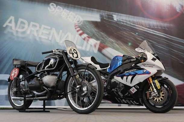 "75 godina od BMW Motorrad pobede na stazi ""Isle of Man"""