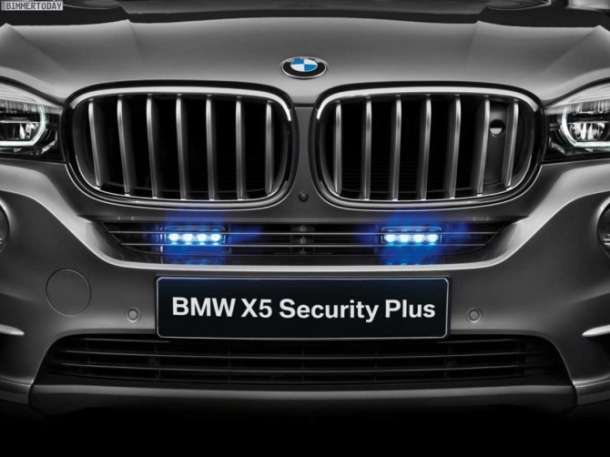 Blindirani F15 BMW X5 SECURITY PLUS