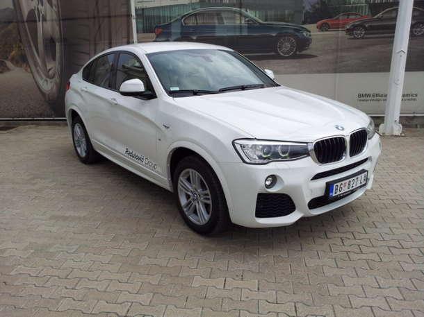 Prvi BMW X4 stigao u Radulović Group