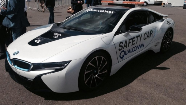 BMW i8 biće 'Safety Car' u Formula E šampionatu