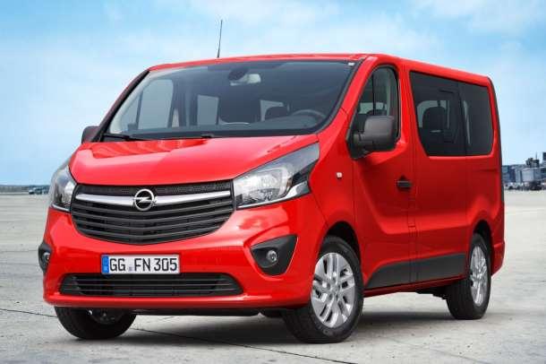 Opel Vivar kombi