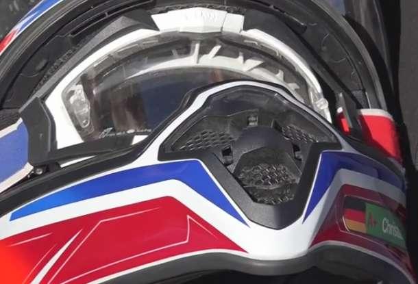 Nova BMW Enduro kaciga