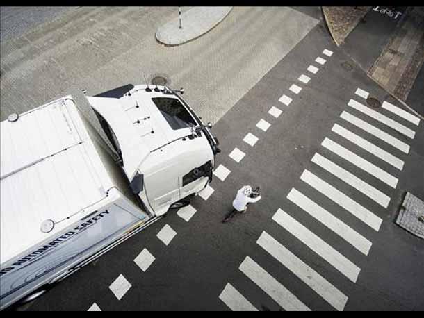 Nova Volvo tehnologija omogućava potpun vidokrug