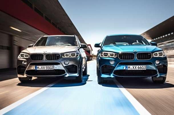 BMW X modeli