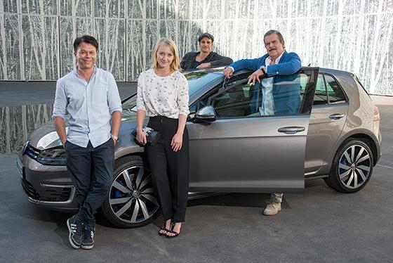 Novi Golf GTE