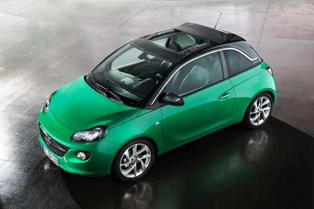 Novi Opel ADAM modeli: Sada u Swing Top i Easytronic 3.0 izdanjima