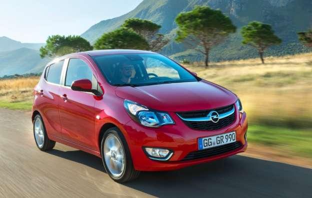 Novi Opel KARL na Salonu automobila u Ženevi