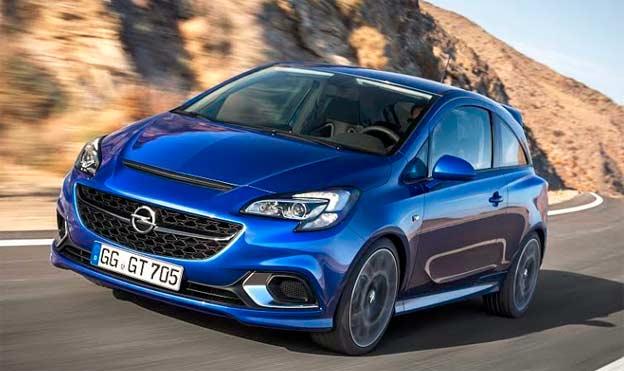 Nova Opel Corsa OPC!