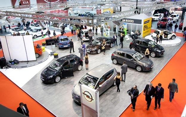 Opel na 53. Međunarodnom salonu automobila u Beogradu