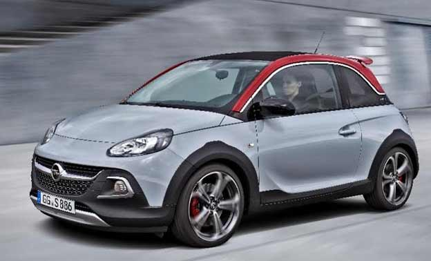 Novi Opel ADAM ROCKS S