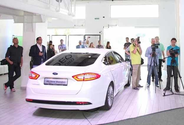 Navodno potpuno novi Ford Mondeo - da li je baš tako?