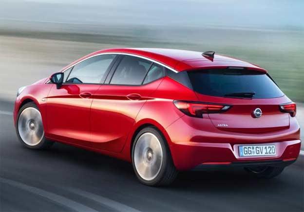 """Opel Astra: 500.000 porudžbina za """"Automobil godine 2016."""""""