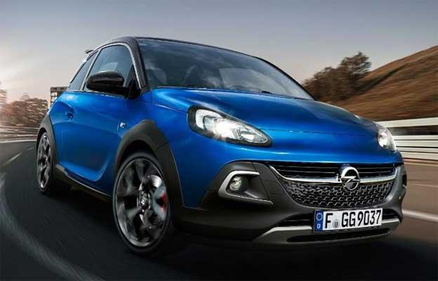 Džepna raketa: Opel ADAM ROCKS S