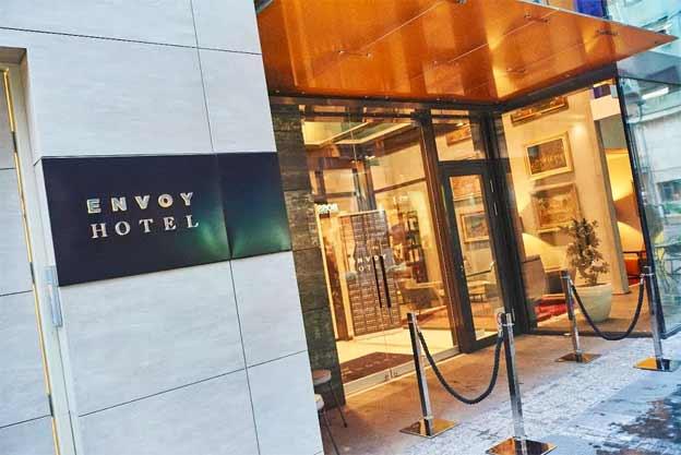 Envoy hotel - čuvar kulturne baštine u srcu Beograda