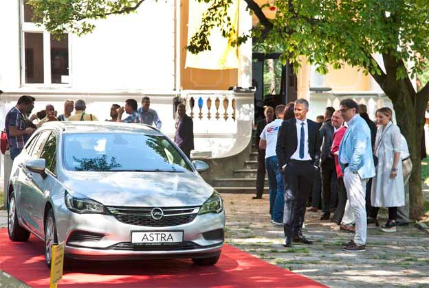 Nova Opela Astra karavan