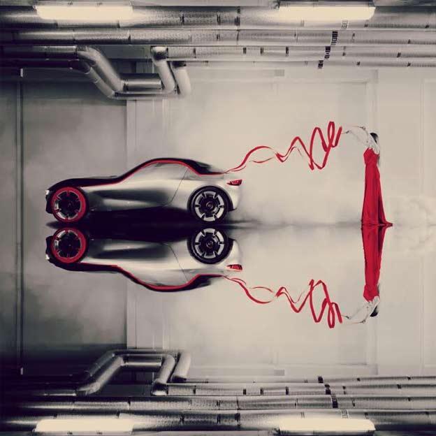 Opel GT Art