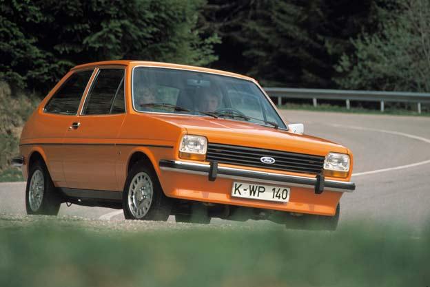 Ford Fiesta Mk 1