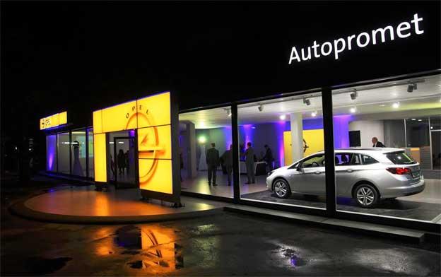 Opel Autopromet