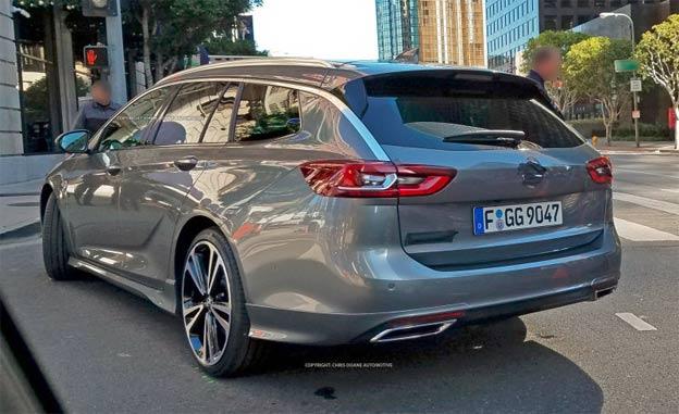 Buick / Opel / Holden Insignia Grand Sport Tourer