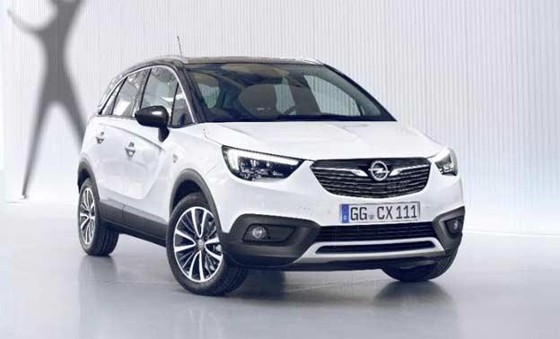 Novi Opel Crossland X – Gradski stil i opušten SUV imidž