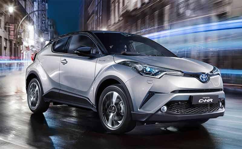novi krosover Toyota C-HR