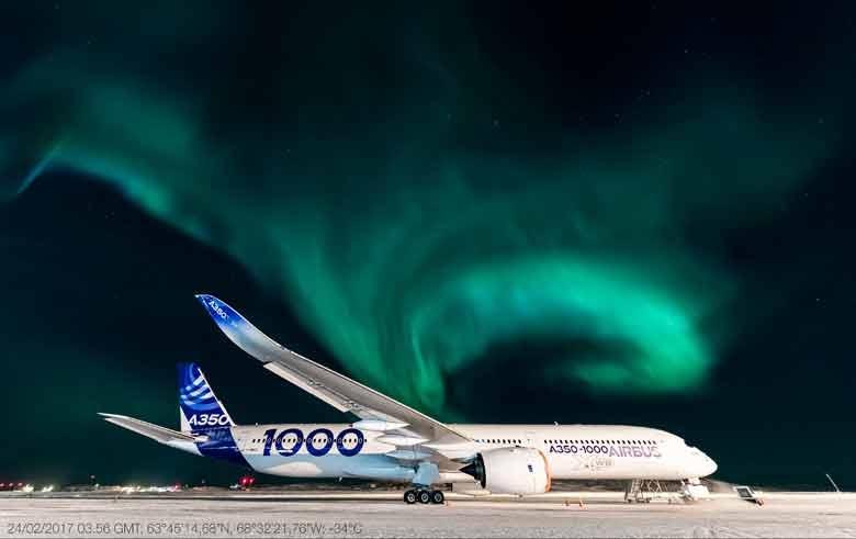 Airbus A350 1000