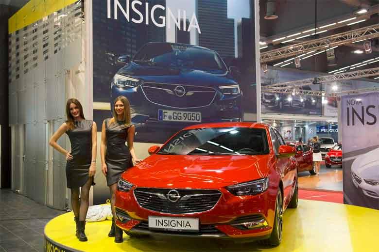 Opel Insignija Grand Sport