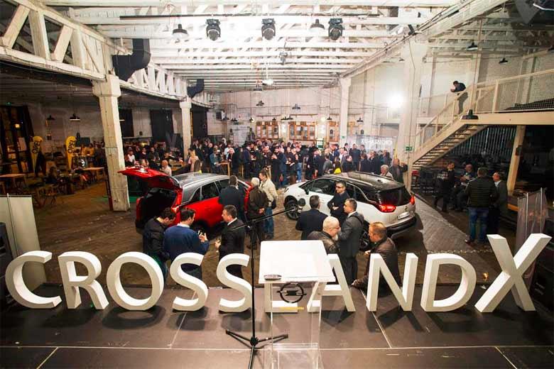 Potpuno novi Opel Crossland X premijerno u Beogradu
