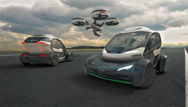 Pop.Up, prvi modularni, u potpunosti električni i ekološki koncept prevoznog sistem