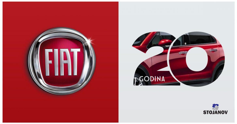 20 godina Fiat brenda u Stojanov doo