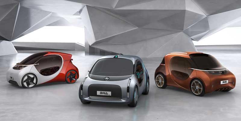 BASF i GAC centar za istraživanje i razvoj zajedno razvili prototipe automobila za mobilnost u budućnosti