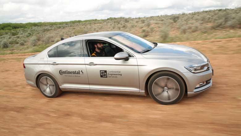 Continental razvija prvi automobil za testiranje guma bez vozača