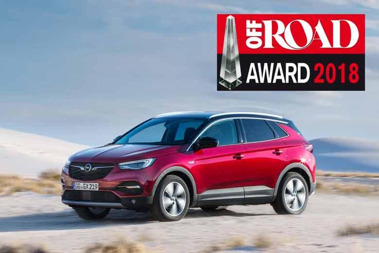 Opel grandland-x