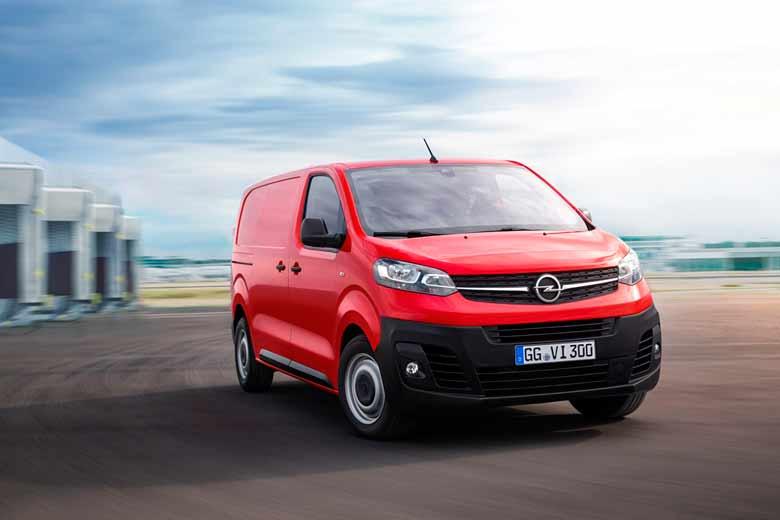 Opel Vivaro treće generacije