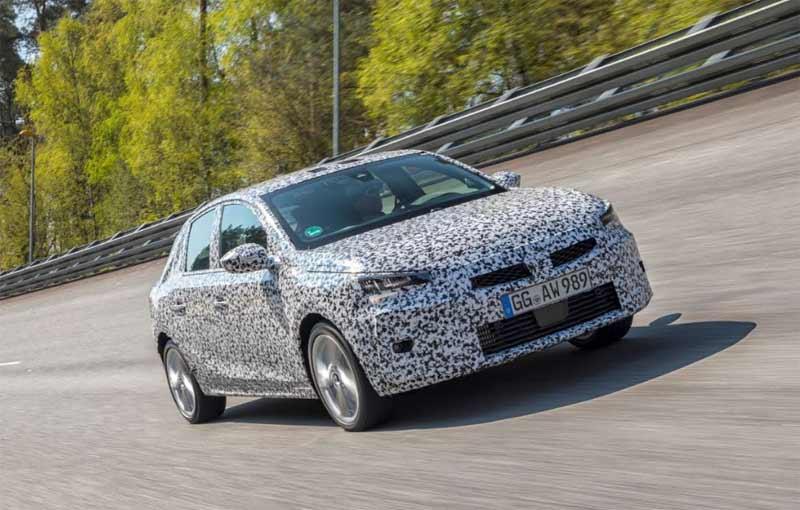 Testiranje - sledeća generacija Opel Corse postaje spremna
