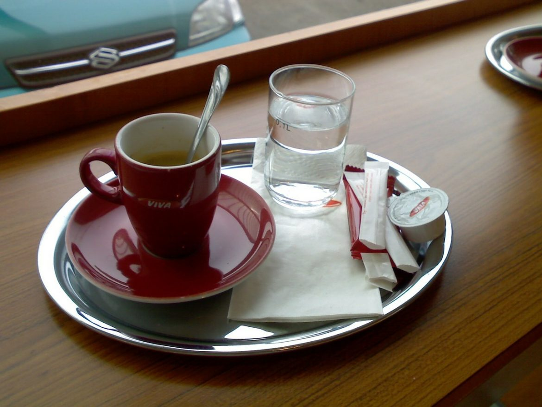 OMV coffee