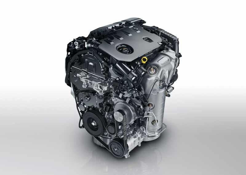 Opel 1.5 Turbo dizel motor