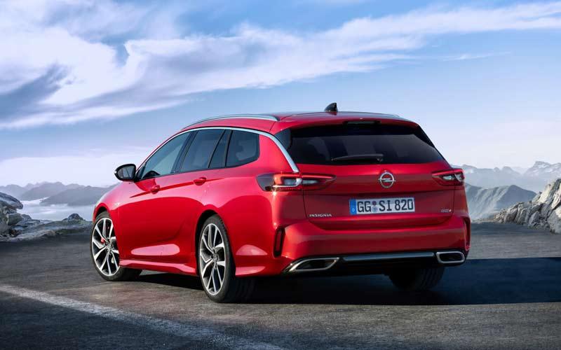 Opel Insignia GSi debituje na Salonu automobila u Briselu