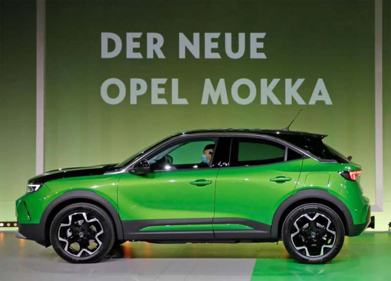 Nova Opel Mokka