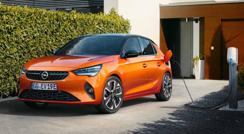 Nova Opel Corsa-e